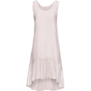 bodyflirt white dress - Платья -