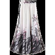 boho skirt - Skirts -