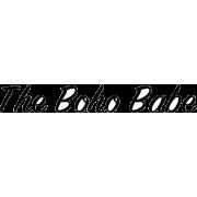 boho text - 插图用文字 -