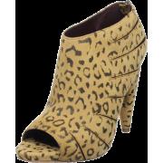 botkier Women's Tina Sandal Leopard - Sandals - $179.37