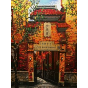 chinese building - Здания -