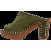 clogs - Platforms -