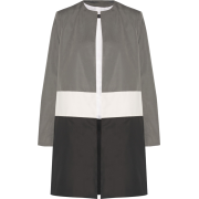 colorblock coat - Jaquetas e casacos -