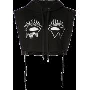 crop hoodie - Tanks -