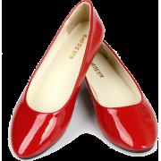 Crvene Cipele - Flats -