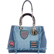 dior denim - Bolsas pequenas -