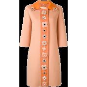 floral coat - Jacket - coats -
