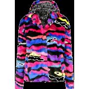 fluo jacket - Jacket - coats -