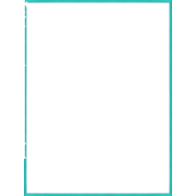 frame blue - Marcos -