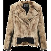 fur coat - Jacket - coats -