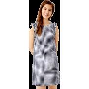 gingham dress - People -