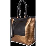 gold bag - Messenger bags -