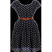 Haljina Dresses B&W - Vestidos -