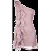 Haljina Dresses Purple - Vestidos -
