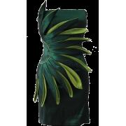 Haljina Dresses Green - Vestidos -