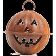 jack o lantern bell ornament - Predmeti -