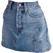 jean skirt - Krila -