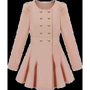 Jacket - coats Beige - Chaquetas -