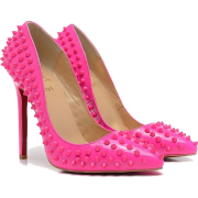 louboutin, heels, shoes - Classic shoes & Pumps -