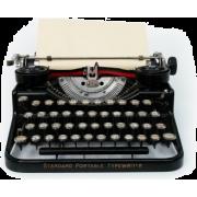 Antique Typewriter - Artikel -