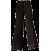 Hlace - Foxtrot negro - Pants -