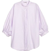 millennial purple blouse - Shirts -
