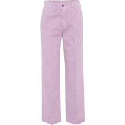 millennial purple pants - Capri & Cropped -