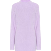 millennial purple sweater - Pullovers -