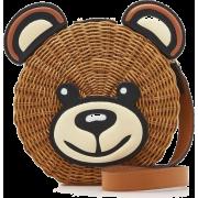 moschino Moschino Teddy Bear Shoulder Ba - Uncategorized -