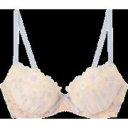 AMPHI(アンフィー)amphi花柄刺繍ブラジャーD - 内衣 - ¥4,305  ~ ¥256.29