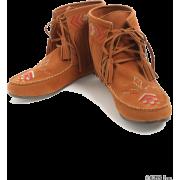 FREE'S MART(フリーズマート)エスニックフリンジモカシン - 平软鞋 - ¥5,460  ~ ¥325.05