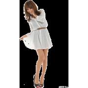 MERCURYDUO(マーキュリーデュオ)カットパネルシャツOP - 连衣裙 - ¥6,930  ~ ¥412.56