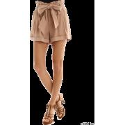 MERCURYDUO(マーキュリーデュオ)レーヨンリボンベルトSP(4月下) - 短裤 - ¥7,980  ~ ¥475.07