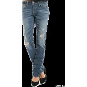 moussy(マウジー)BLUクラッシュストレートスリム - 裤子 - ¥9,996  ~ ¥595.09