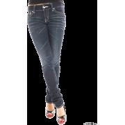 moussy(マウジー)D/BLU Solarストレートスリム - 裤子 - ¥13,986  ~ ¥832.63