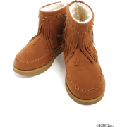moussy(マウジー)フリンジムートンブーツ - 靴子 - ¥5,985  ~ ¥356.30