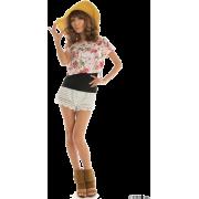 rienda(リエンダ)カラーフラワーショートT - Shorts - ¥4,980  ~ $44.25