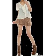 snidel(スナイデル)ボウタイブラウス - Shirts - ¥9,870  ~ $87.70