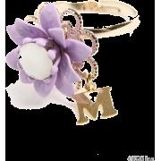 snidel(スナイデル)イニシャルフラワーリング - Rings - ¥2,520  ~ $22.39