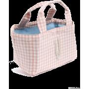 snidel(スナイデル)ギンガムイニシャルバッグ - Hand bag - ¥2,940  ~ $26.12