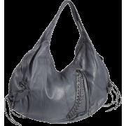 orYANY Heather Lace Front Hobo Slate - Hand bag - $307.99