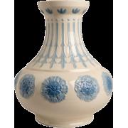 Spanish ceramic Vase made in 1890 - Muebles -