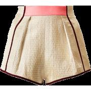 Pants Shorts Beige - Shorts -