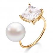 pearls ring - Rings -