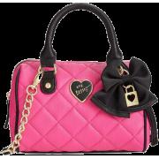 pink - Hand bag -