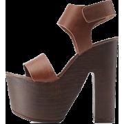 platform sandal - Platforms -