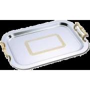 Poslužavnik/tray Silver - Predmeti -