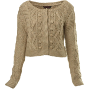 Pulover Pullovers Beige - Puloveri -