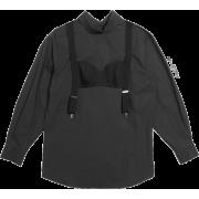pushBUTTON - Camisa - longa -