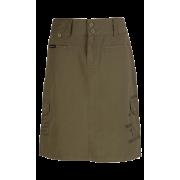 resistance - olive - Skirts -